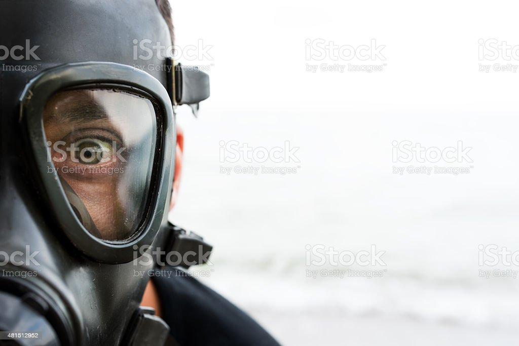 toxic stock photo