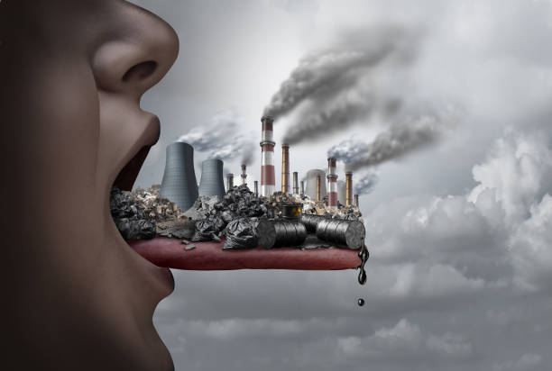 toxic pollution inside the human body - poisonous stock pictures, royalty-free photos & images