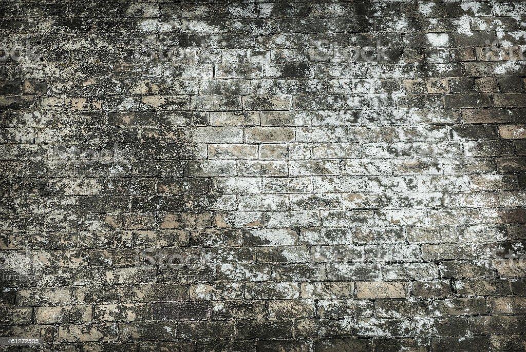 Toxic Wall stock photo