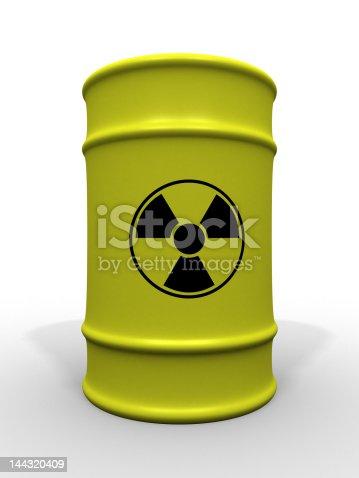 istock Toxic waste barrel 144320409