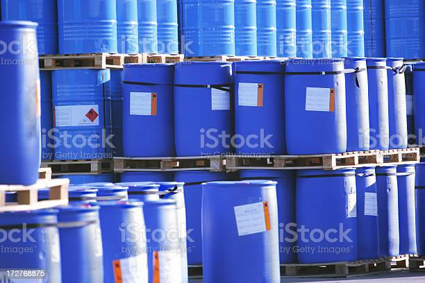 Toxic Waste Stock Photo - Download Image Now