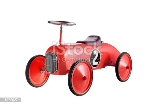 Toy Car (Isolated With Clipping Path)Please see some similar pictures from my portfolio:
