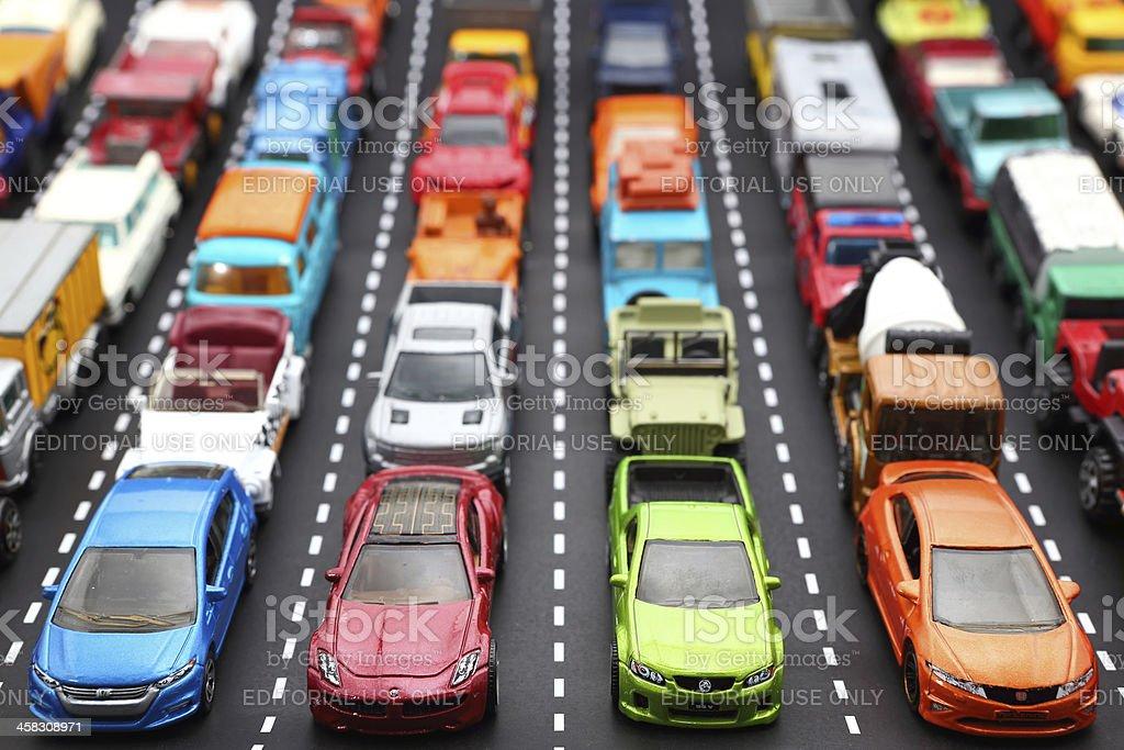Spielzeug-Autos – Foto