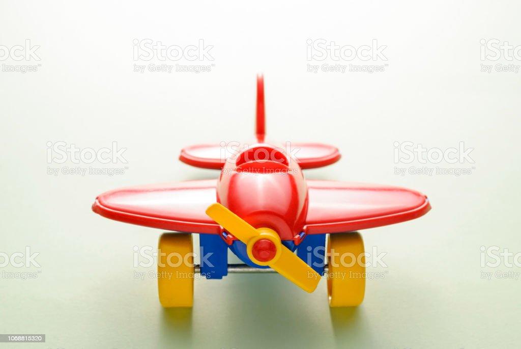 Spielzeug Kinder Flugzeug – Foto