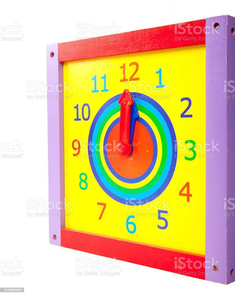 Spielzeug Uhr – Foto