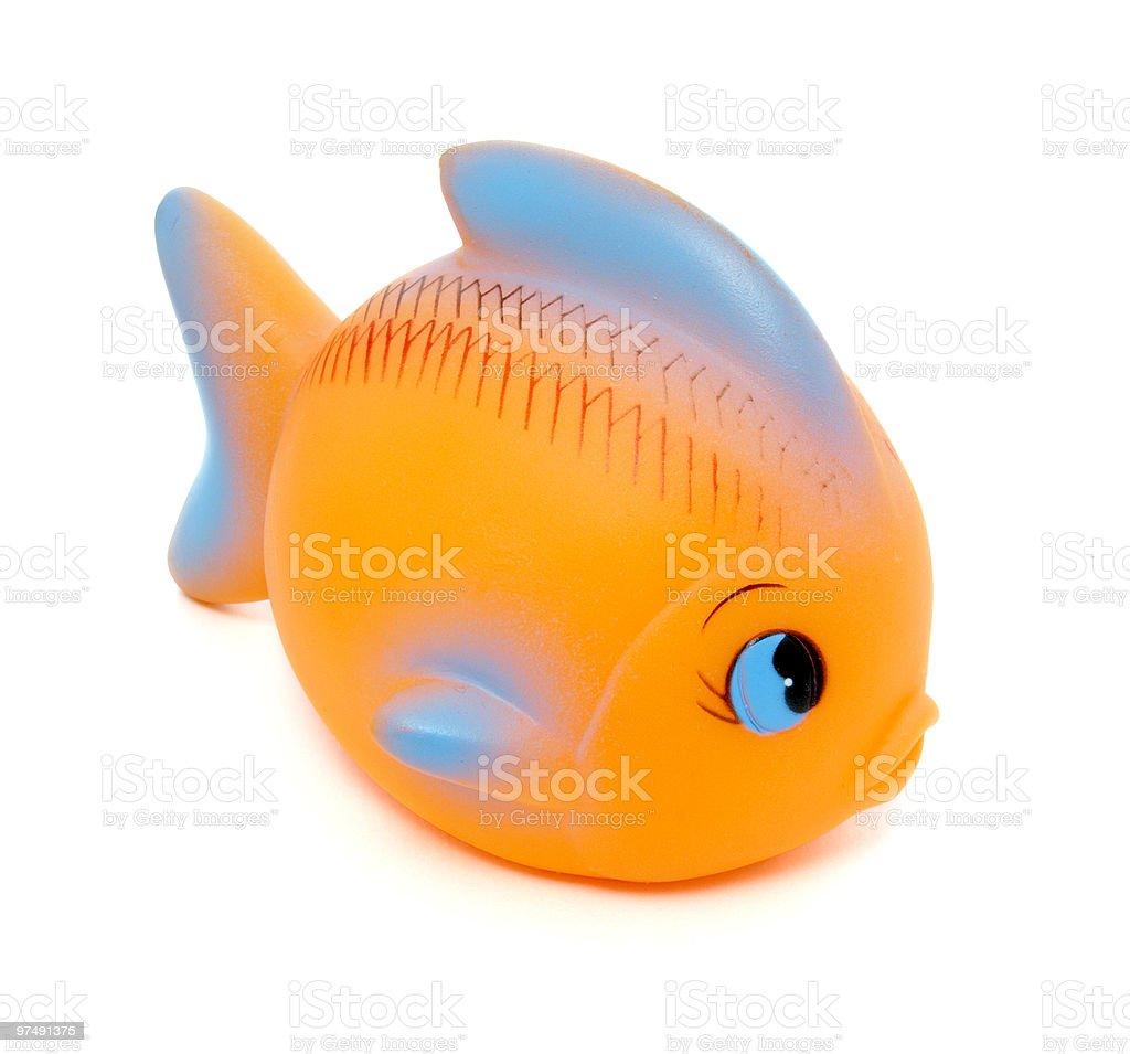 toy fish sea childhood royalty-free stock photo