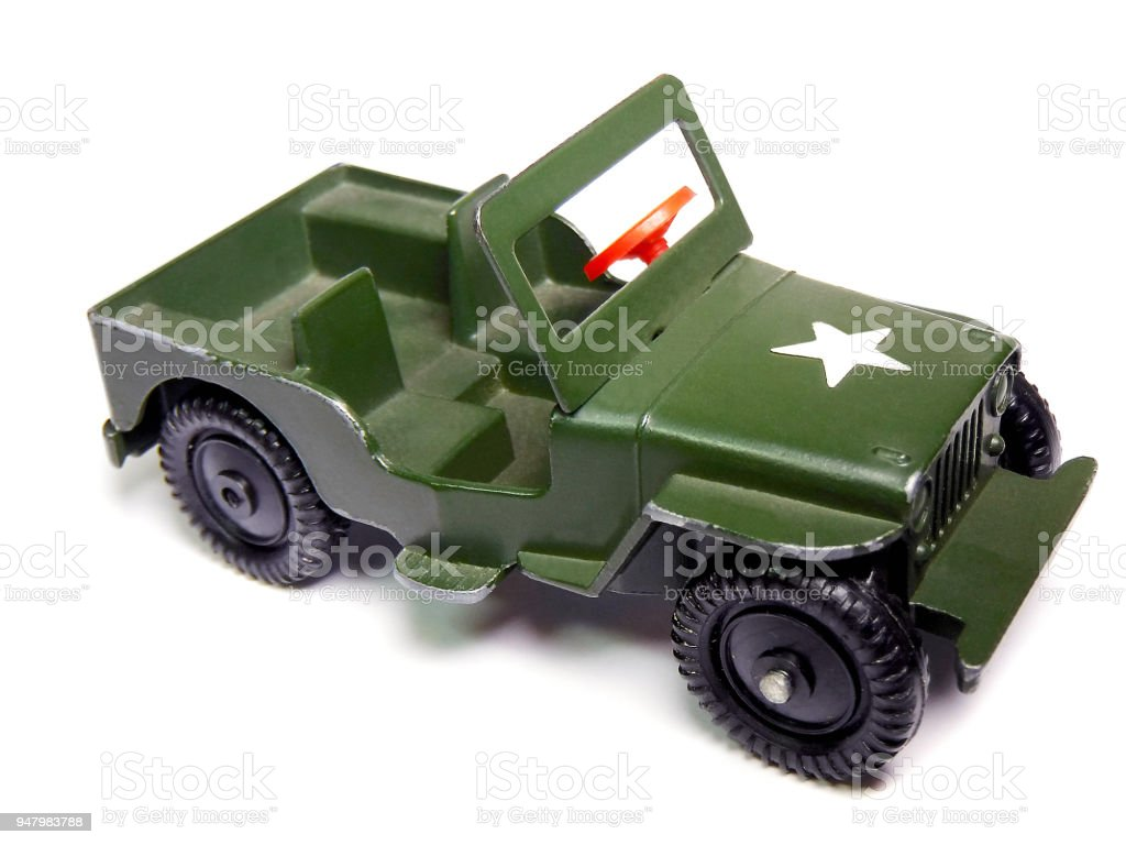 Toy Military vehicle
