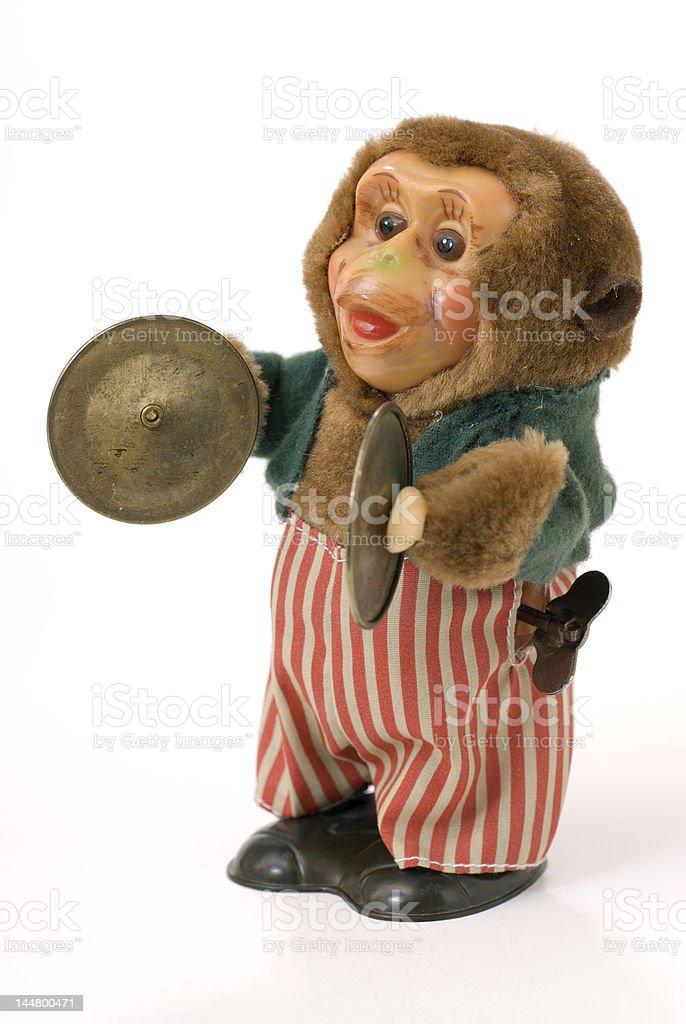 Toy Monkey mit Becken – Foto