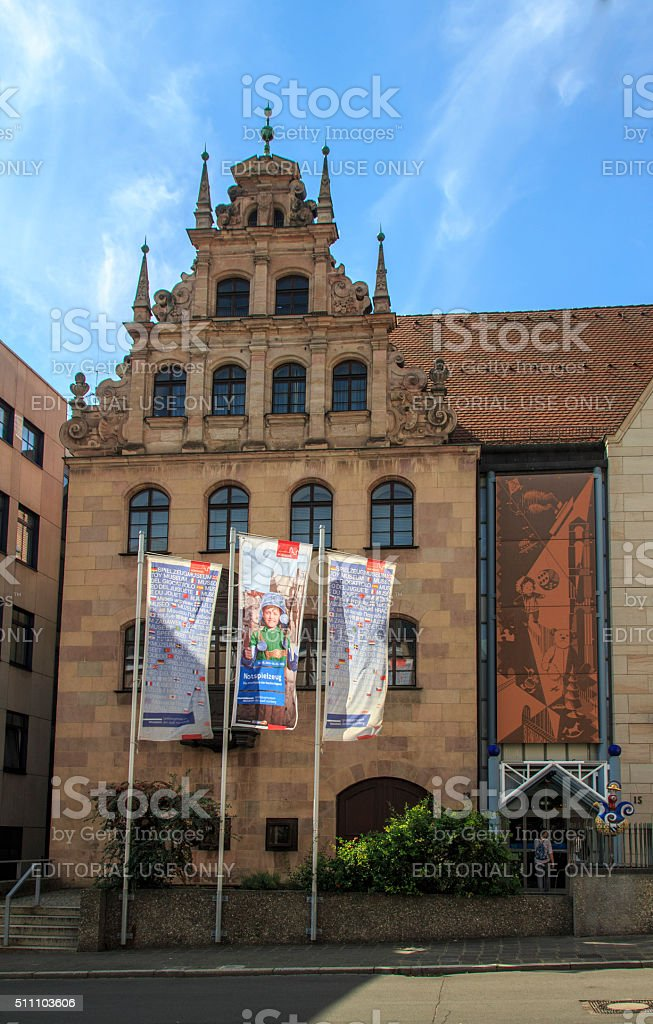 De Museo Alemania Nuremberg Stock Foto 2015 Juguete Banco Más Y MpUzVS