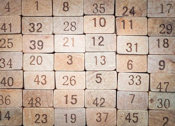 toy number blocks background - number 13 stock-fotos und bilder
