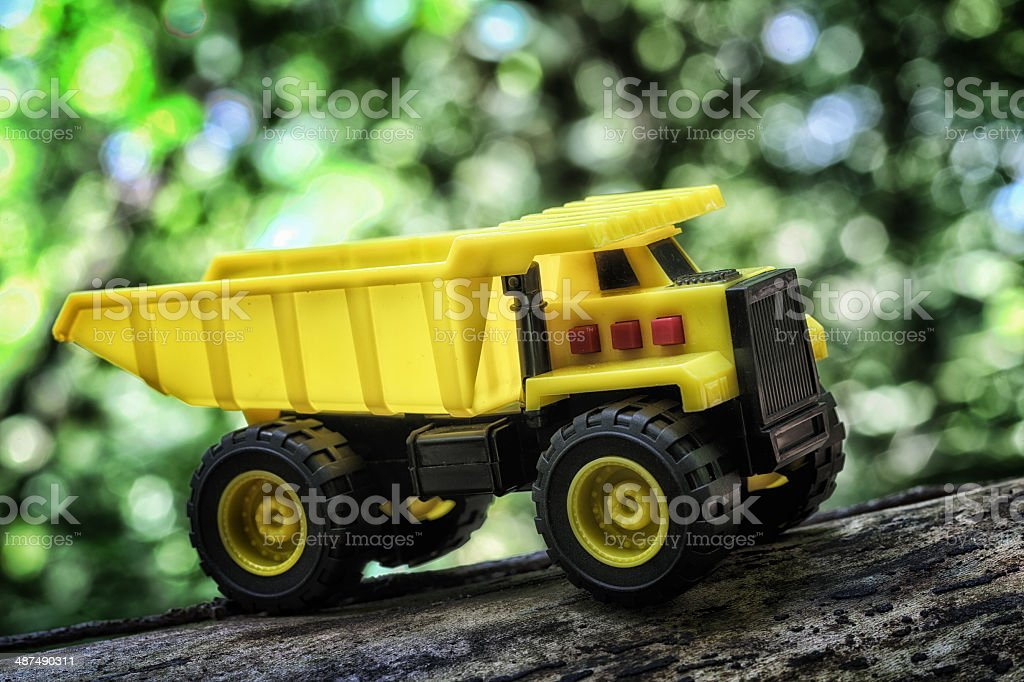 Toy Vehicle royalty-free stock photo