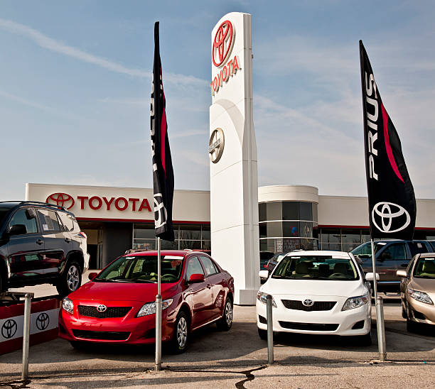 Car Dealership Flags Pictures Images And Stock Photos Istock