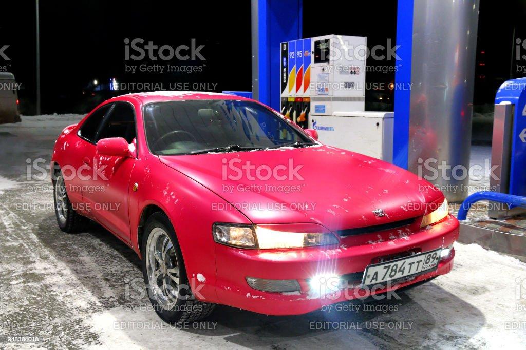 Toyota Curren stock photo
