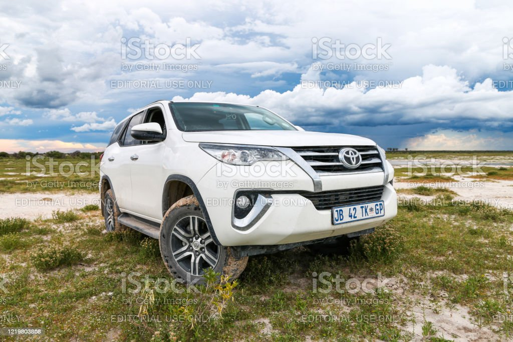 Toyota Fortuner Stock Photo Download Image Now Istock