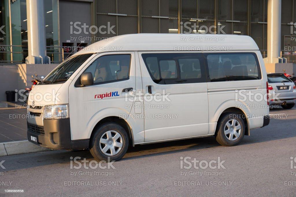 Toyota Mini Truck >> Toyota Hiace Mini Truck Stock Photo Download Image Now