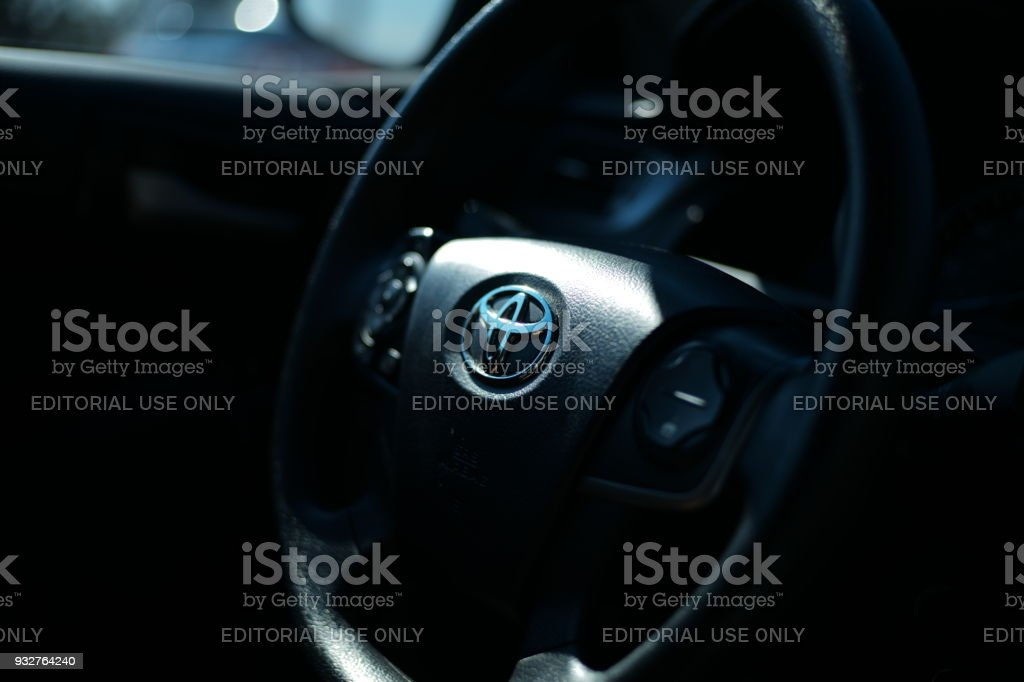 Toyota Highlander concept car - interior inside