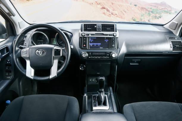 Toyota Land Cruiser Prado 150 stock photo