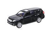 istock Toyota Land Cruiser Prado Welly Diecast Toy Car 519492324