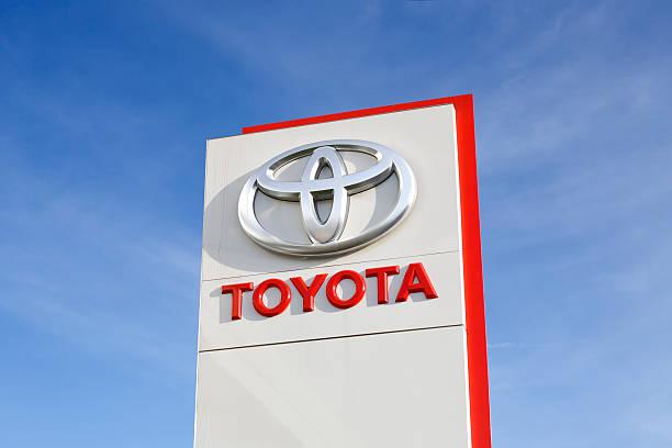Toyota-logo – Foto