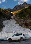 istock Toyota Rav4 Below Snow Field 1144450810