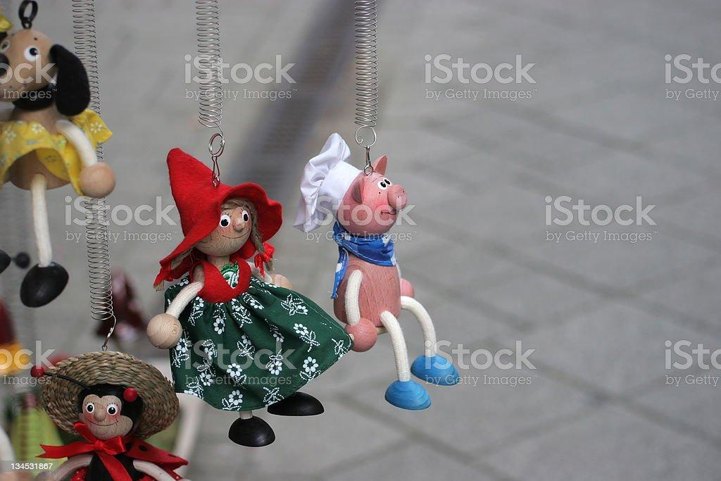 Toys royalty-free stock photo