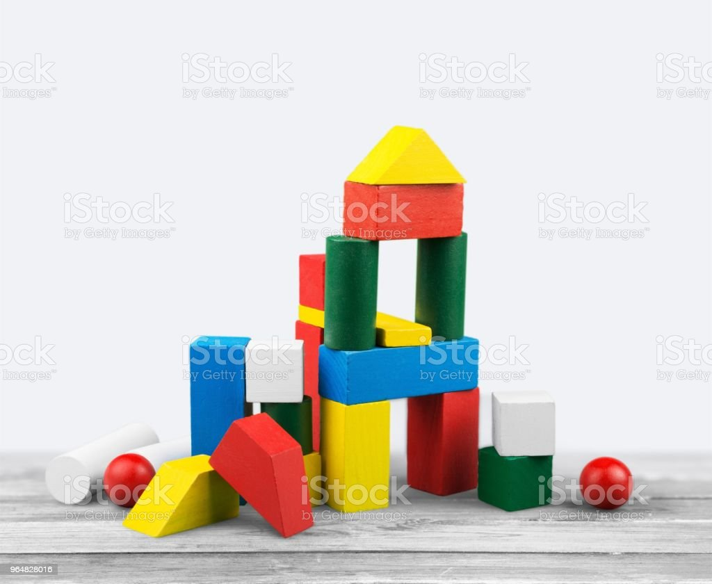 Toys. royalty-free stock photo