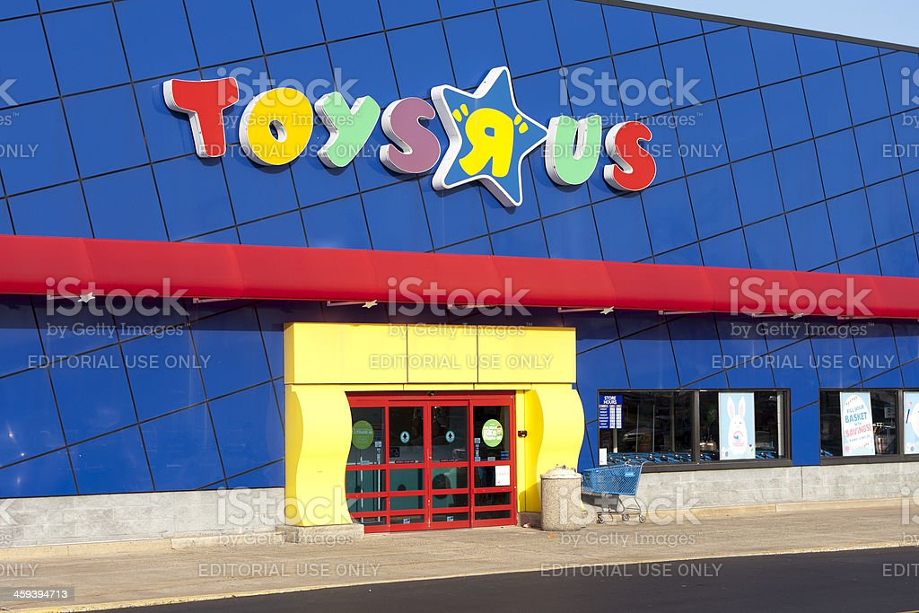 Toys R Us stock photo