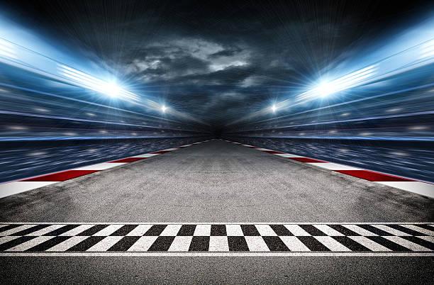 Track arena 3d - Photo