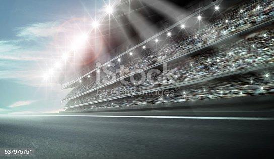 istock Track arena 537975751