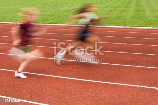 976685710 istock photo Track Race 179310806