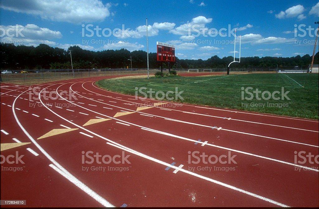 track_1 royalty-free stock photo