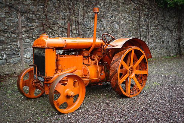 Traktor – Foto