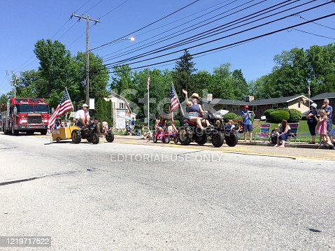 96695299 istock photo tractors at july 4 parade 1219717522