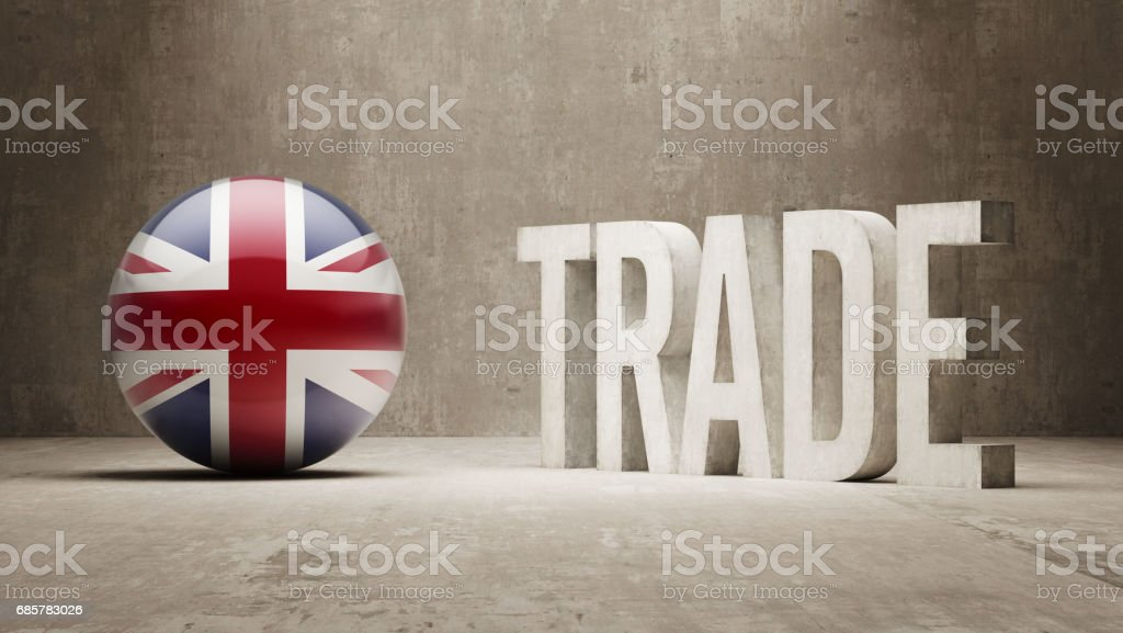 Trade Concept royalty-free stock photo