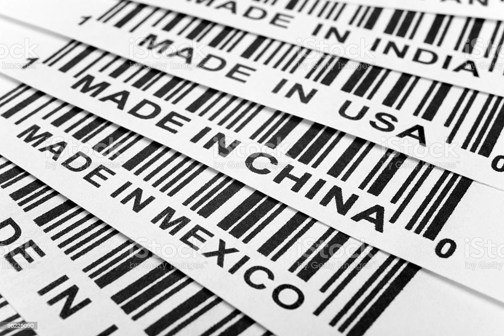 trade war royalty-free stock photo