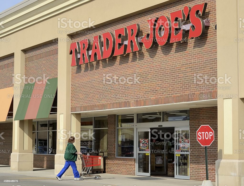 Trader Joe's stock photo