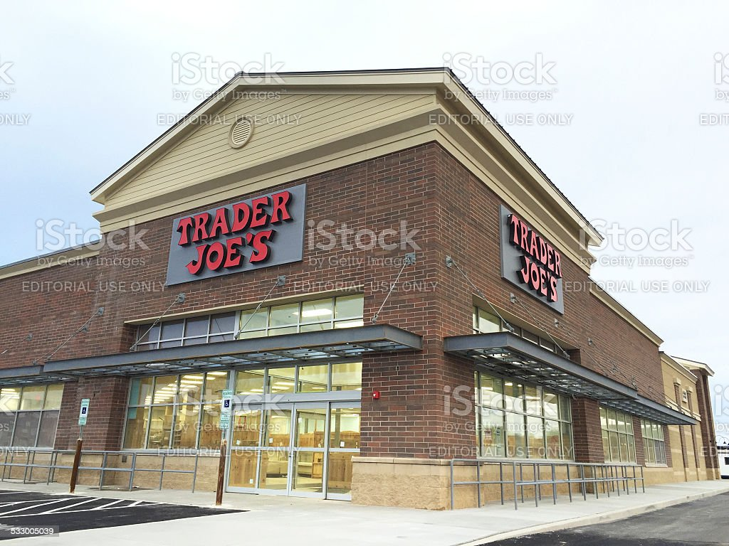 Trader Joe's Pittsburgh stock photo