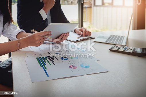 istock Trading business, the affiliate offers a profit model to adapt the current competitive strategy. 956234962