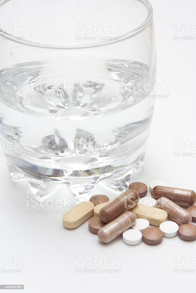 Tradition medicine royalty-free stock photo