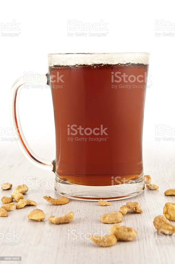 Traditional Ale Beer royalty-free stock photo