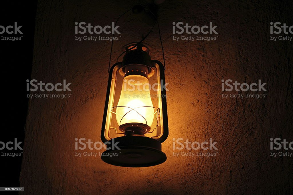 Traditional Arabic Lantern royalty-free stock photo