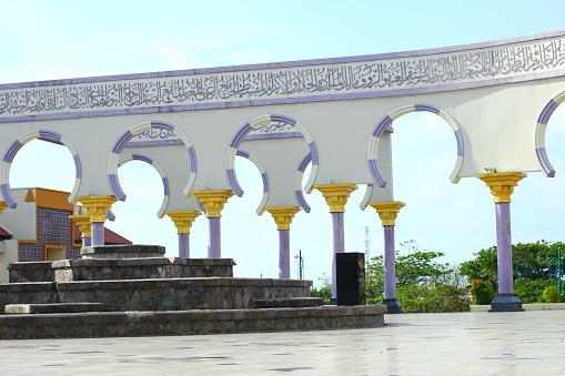 Traditionelle Große Moschee In Semarang Indonesien Stockfoto und mehr Bilder von Fotografie