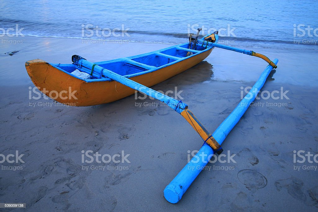 Traditional Boat stock photo