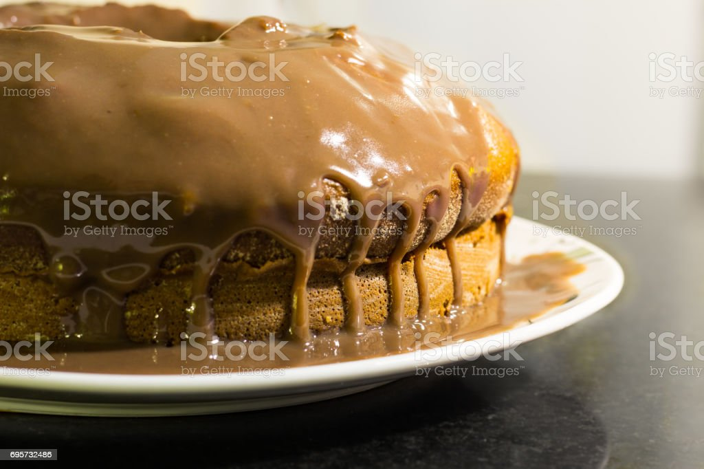 Swell Traditional Brazilian Sweet Brigadeiro Cake Stock Photo Download Funny Birthday Cards Online Inifodamsfinfo