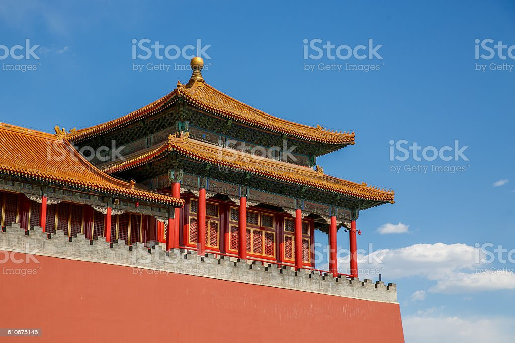 traditional chinese architectural roof stock photo more pictures