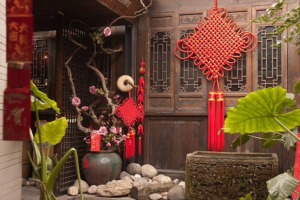 Top Chinese New Year Decoration Stock Photos, Pictures and ...