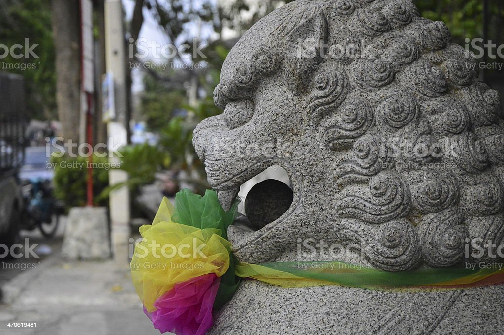 Traditional Chinese royalty-free stock photo