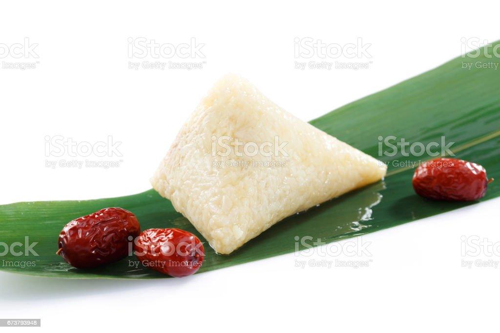 Pouding au riz chinois traditionnel photo libre de droits
