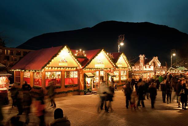 Traditionelles Weihnachts-Urlaub – Foto