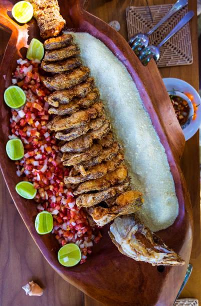 traditional cuisine from salvador de bahia - carlosanchezpereyra fotografías e imágenes de stock